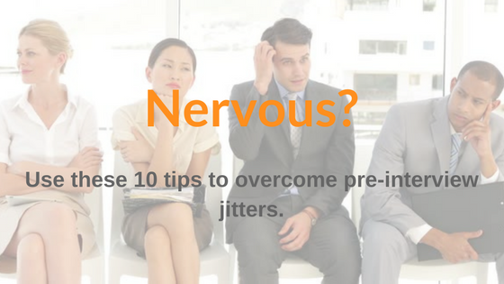 Confidence is Key: 10 Tips to Help You Conquer Your Nerves Before a Job Interview