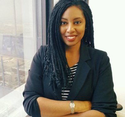 Promoting Diversity in the Legal Field: a Fireside Chat with Aprill Hawkins