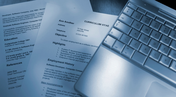 6 Ways to Tailor your Resumé