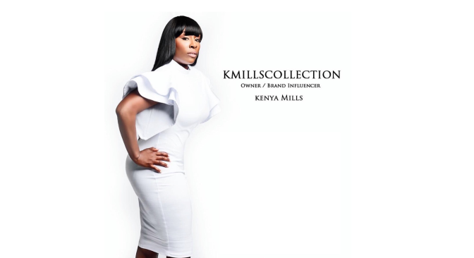 Build Your Own Fashion Brand: A Fireside Chat with Kenya Mills