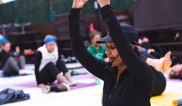 Yoga, Entrepreneurship, and Finding Your Niche: a Fireside Chat with Lauren Spearman, Founder of R&B Yoga
