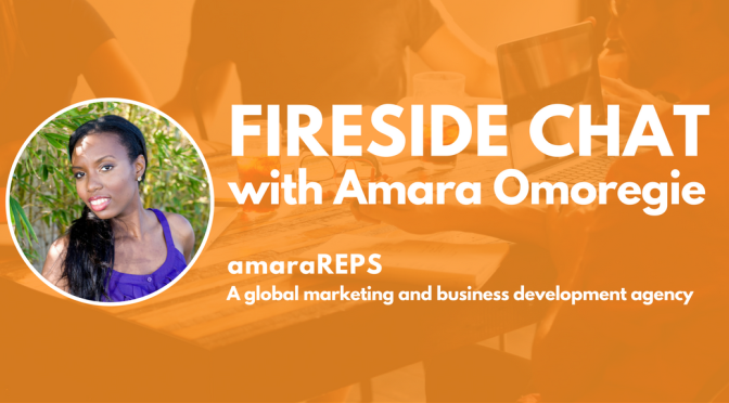 Marketing the Right Way: a Fireside Chat with AmaraReps